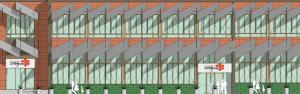 Hamilton Community Hive building facade