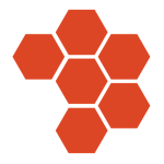 Hive hexagons favicon